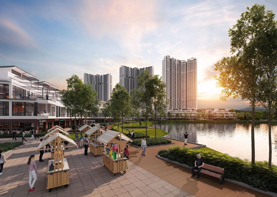 Chung cư Central Residence
