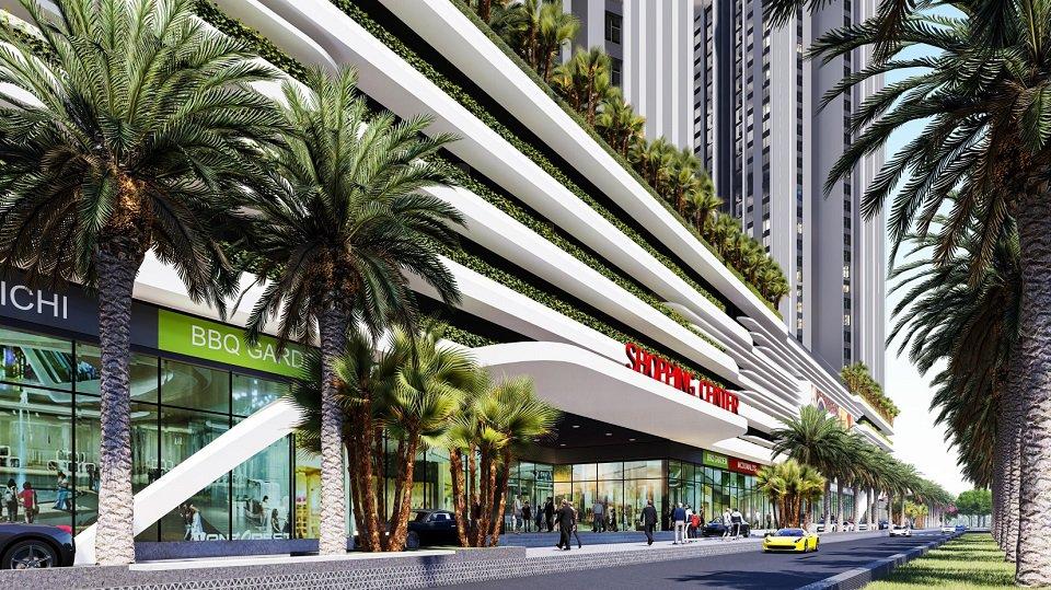 trung tâm thương mại chung cư central residence