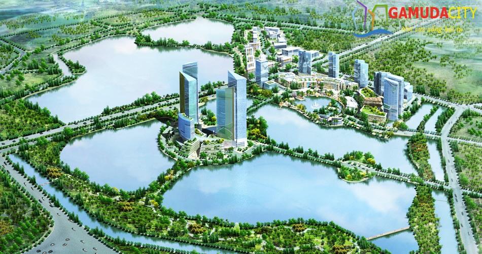 Khu đô thị Gamuda city