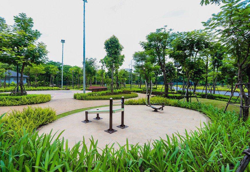 Công viên xanh Gamuda Gardens